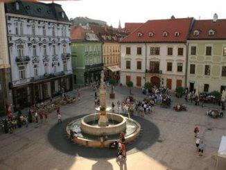 BrainTeaseLava - City Game v centre Bratislavy