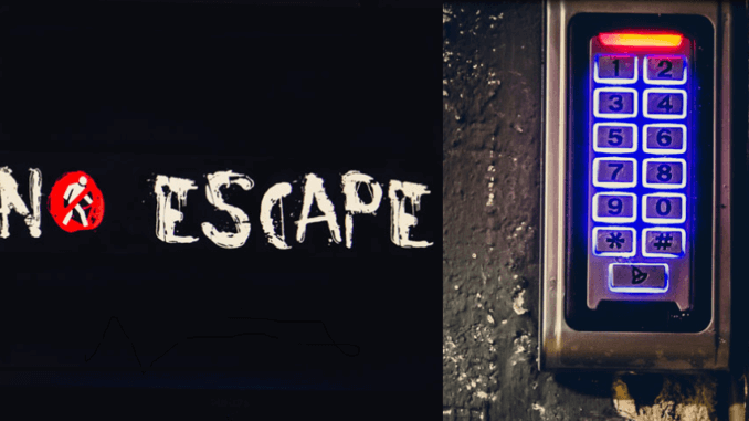 No Escape - Horror story