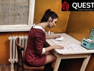 Questum - Strašidelné príbehy socializmu