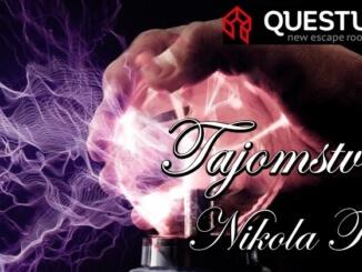 Questum - Tajomstvo Nikola Teslu