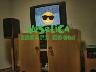 Veselica Escape room