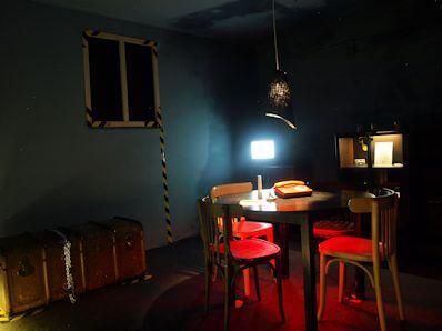 Crime Case - Escape Room
